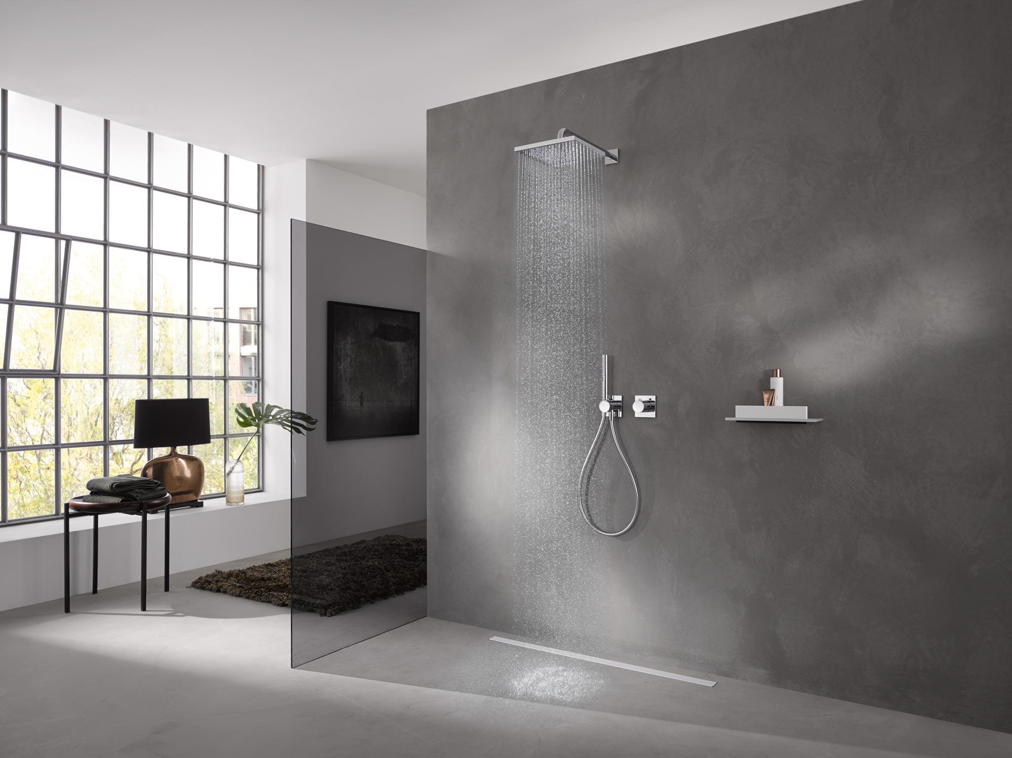 barrierefreies bad fliesen lang. Black Bedroom Furniture Sets. Home Design Ideas